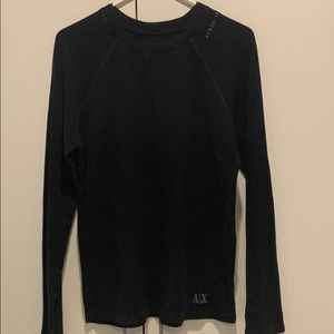 Armani Exchange long sleeve shirt/sweater
